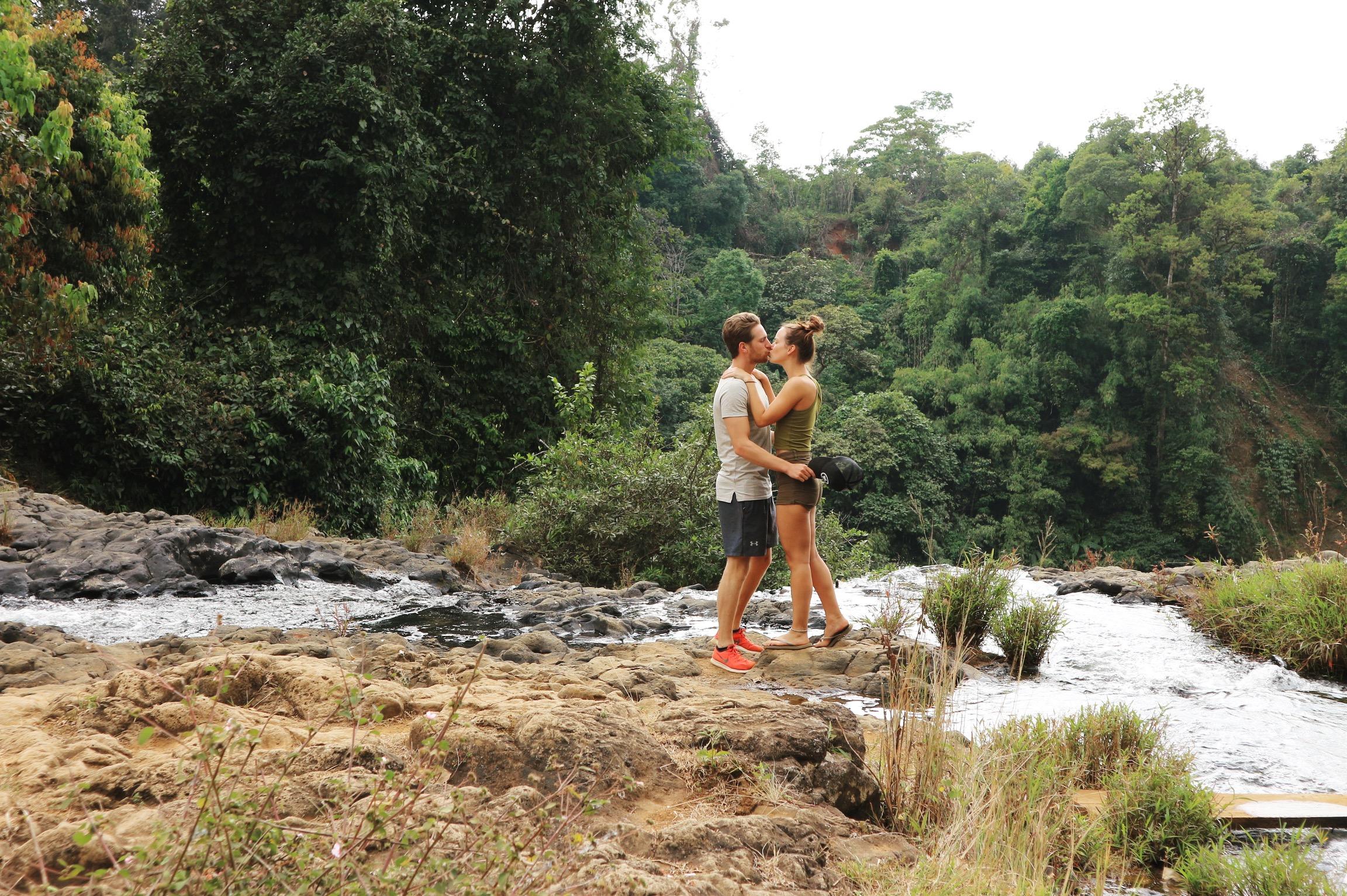 Laos, wereldreis, reizen, travel, wanderlust, couple, backpack, lifestyle, world, earth, fitfam, fitdutchies, goals, beach, sun, fun