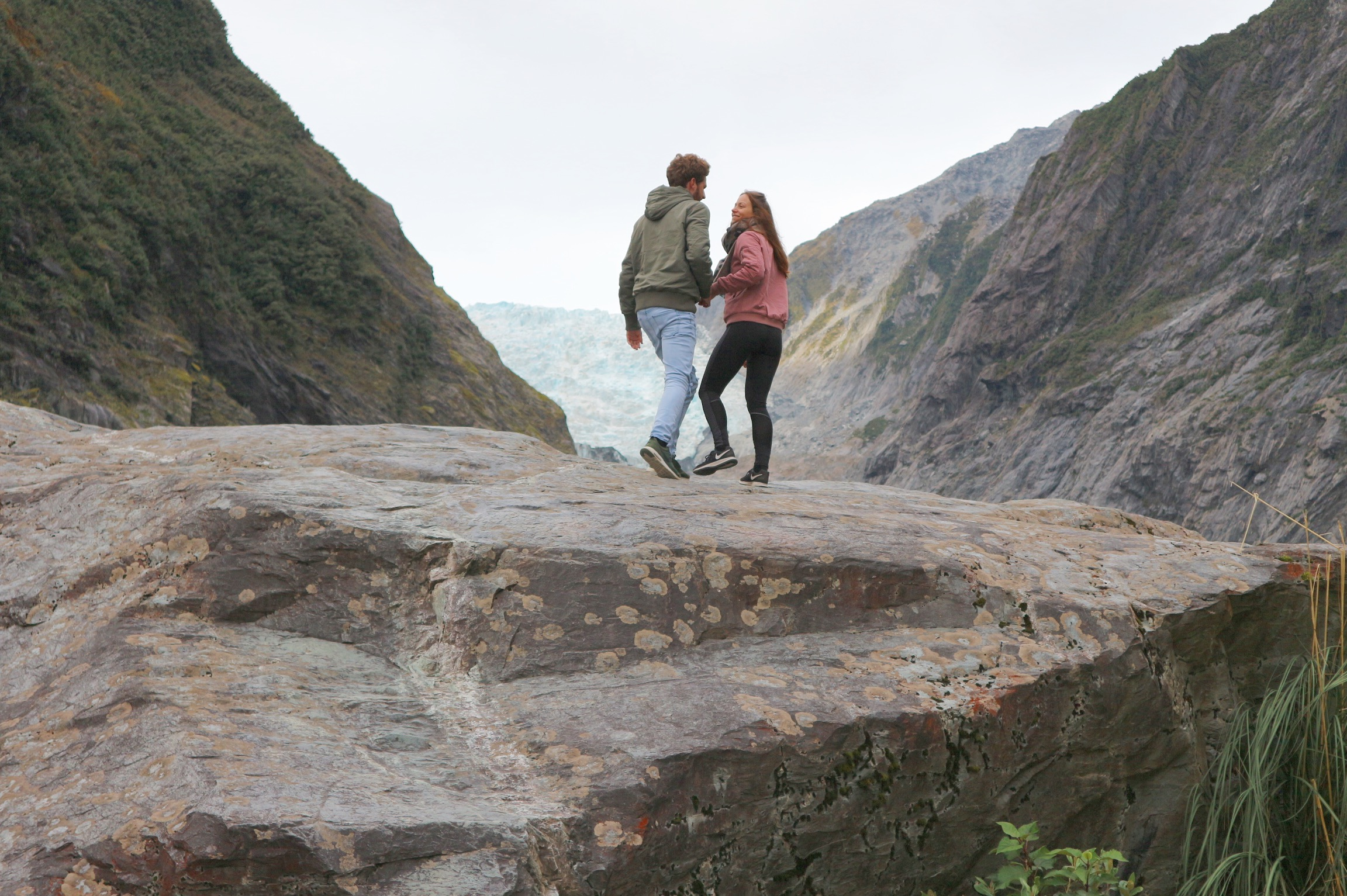 Wereldreis, reizen, Nieuw-Zeeland, backpack, backpacken, wanderlust, blog, blogger, gletsjer, westland
