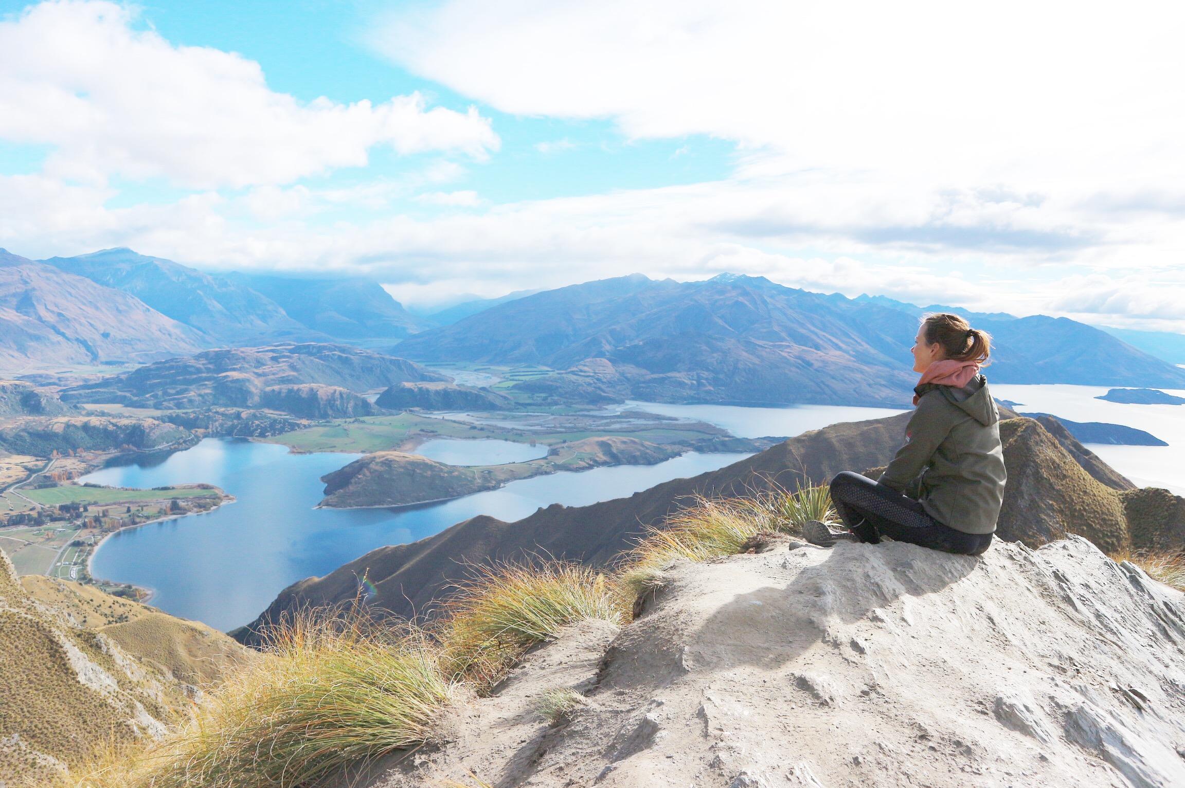 Wereldreis, Nieuw-Zeeland, reizen, camper, Wanaka, relocation, backpack, backpacken, vakantie, wanderlust, Noordereiland, Zuidereiland