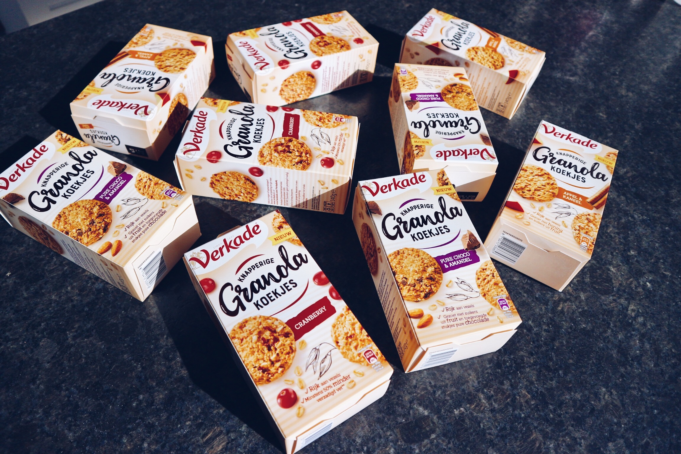 granola, Verkade, koekjes, granolakoekjes, zorgelooslekker, Verkadegranola, cookie, koekiemonster, snack, tussendoortje, eten, food, koekje, koek, myjewellery, my jewellery, kraagje, trui, ketting, blog, blogger, xmariekie