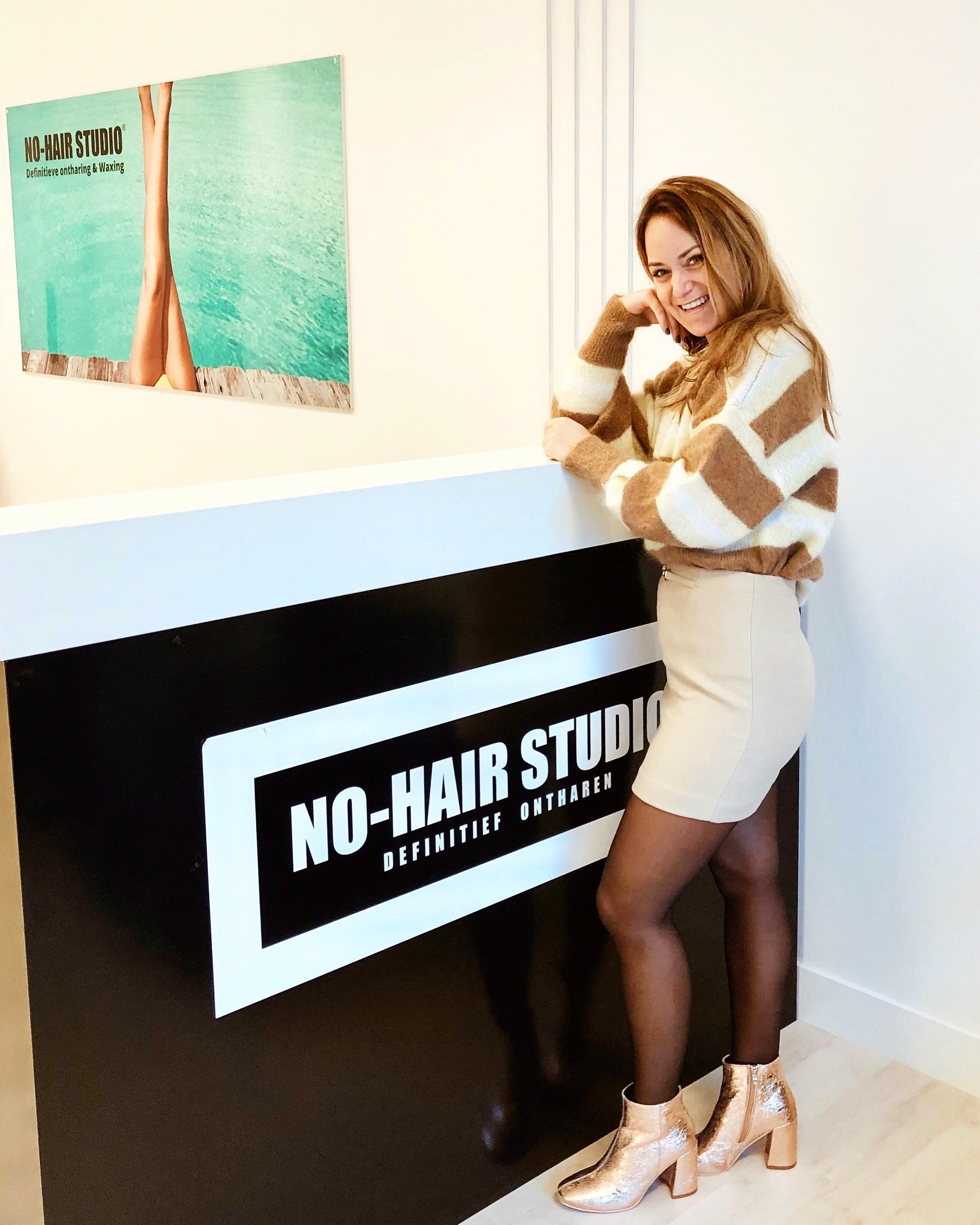 xmariekie, blog, blogger, influencer, sarenza, ootd, no hair, laseren, ipl, laser, eindhoven, winactie, giveaway, nohairstudio, no hair studio