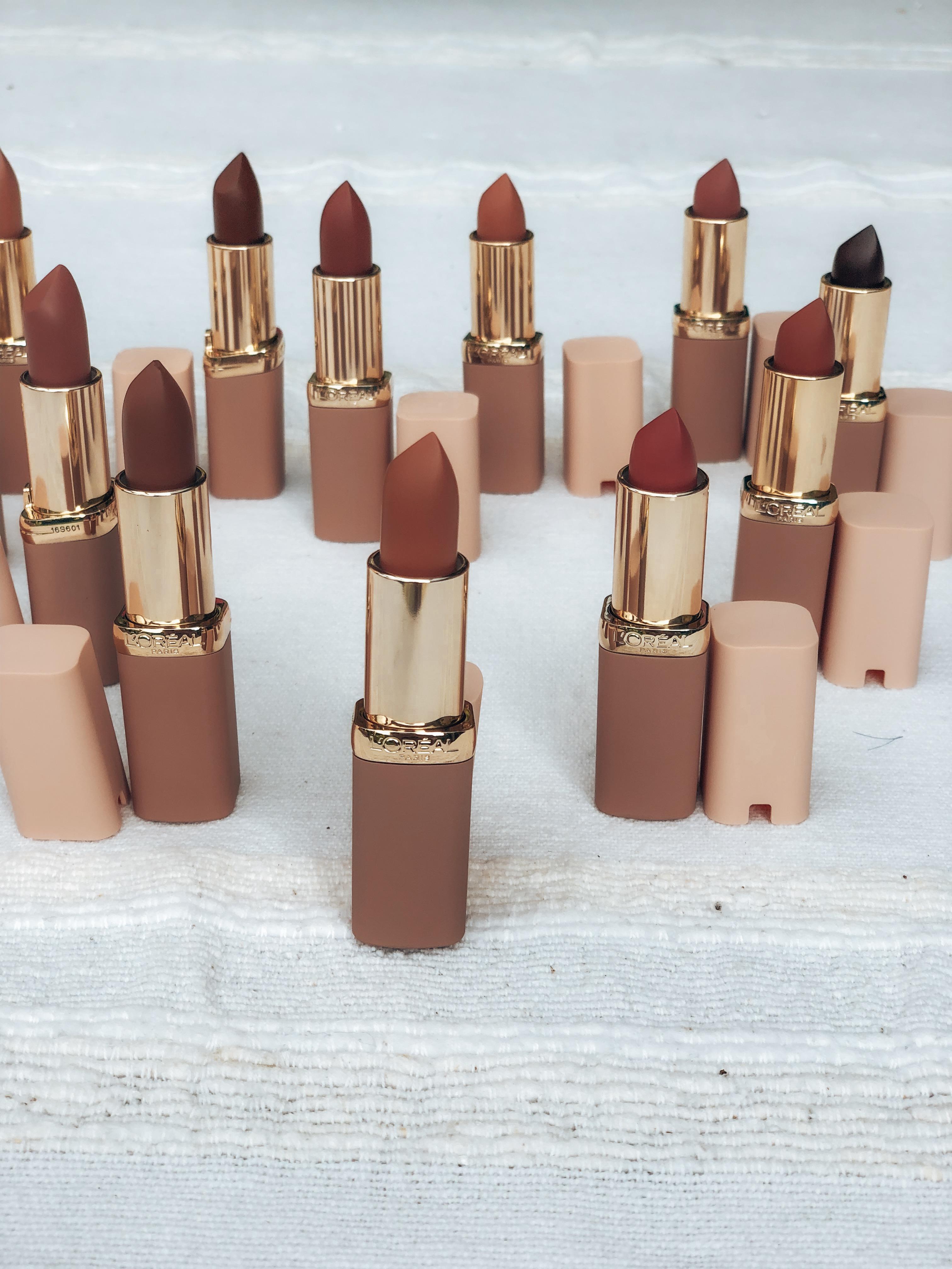 lipstick, nude, nudes, lippenstift, Loreal, L'Oréal, makeup, make-up, blogger, xmariekie
