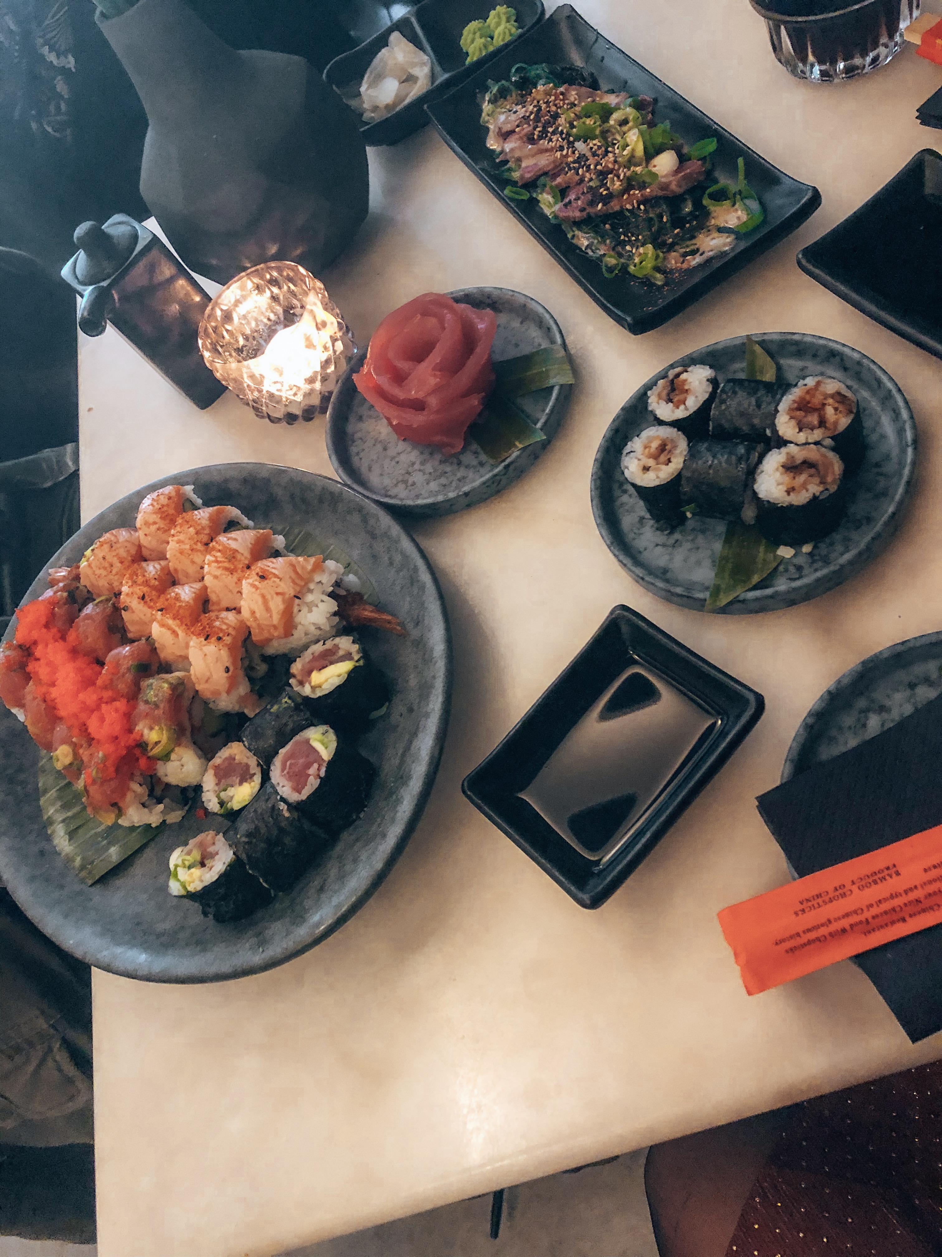 Den Haag, corona, hotel, weekend weg, weekendje weg, weekend, weekendje, binnenhof, oker, sushi, restaurant, hotspot