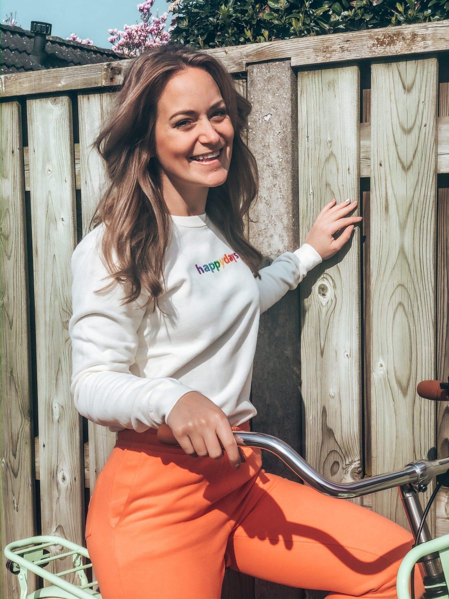 crown, fiets, fietsen, nieuwe fiets, crownfietsen, omafiets, transportfiets, french disorder, frenchdisorder, blog, xmariekie, blogger
