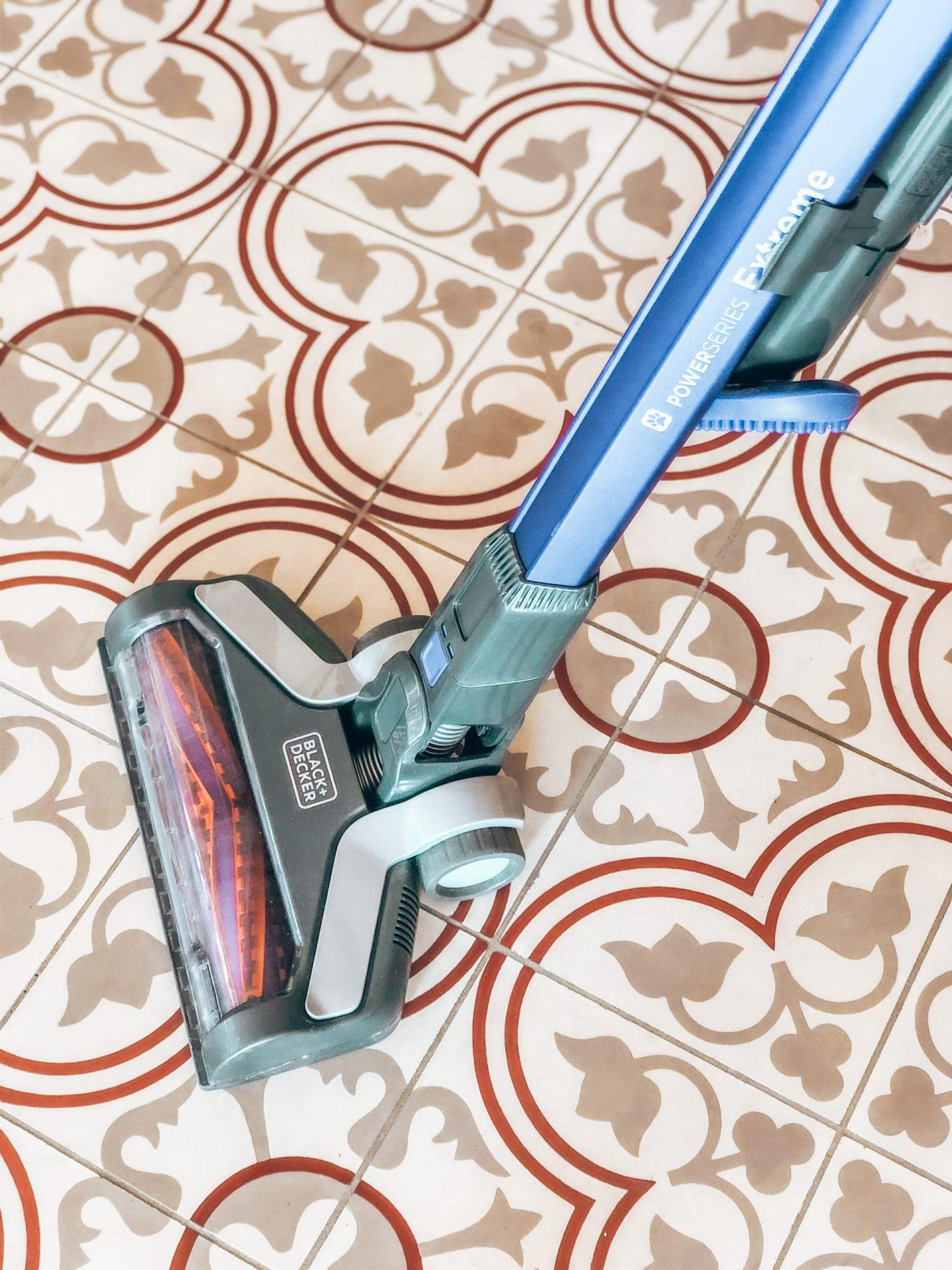 stofzuigen, stofzuiger, elektrisch, power, black decker, huishouden, tips, huishoudtips