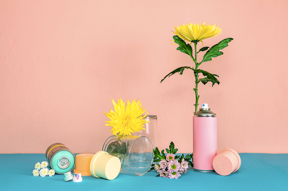 DIY, Pasen, interieur, bloem, bloemen, aankleding, versieren, xmariekie, blogger