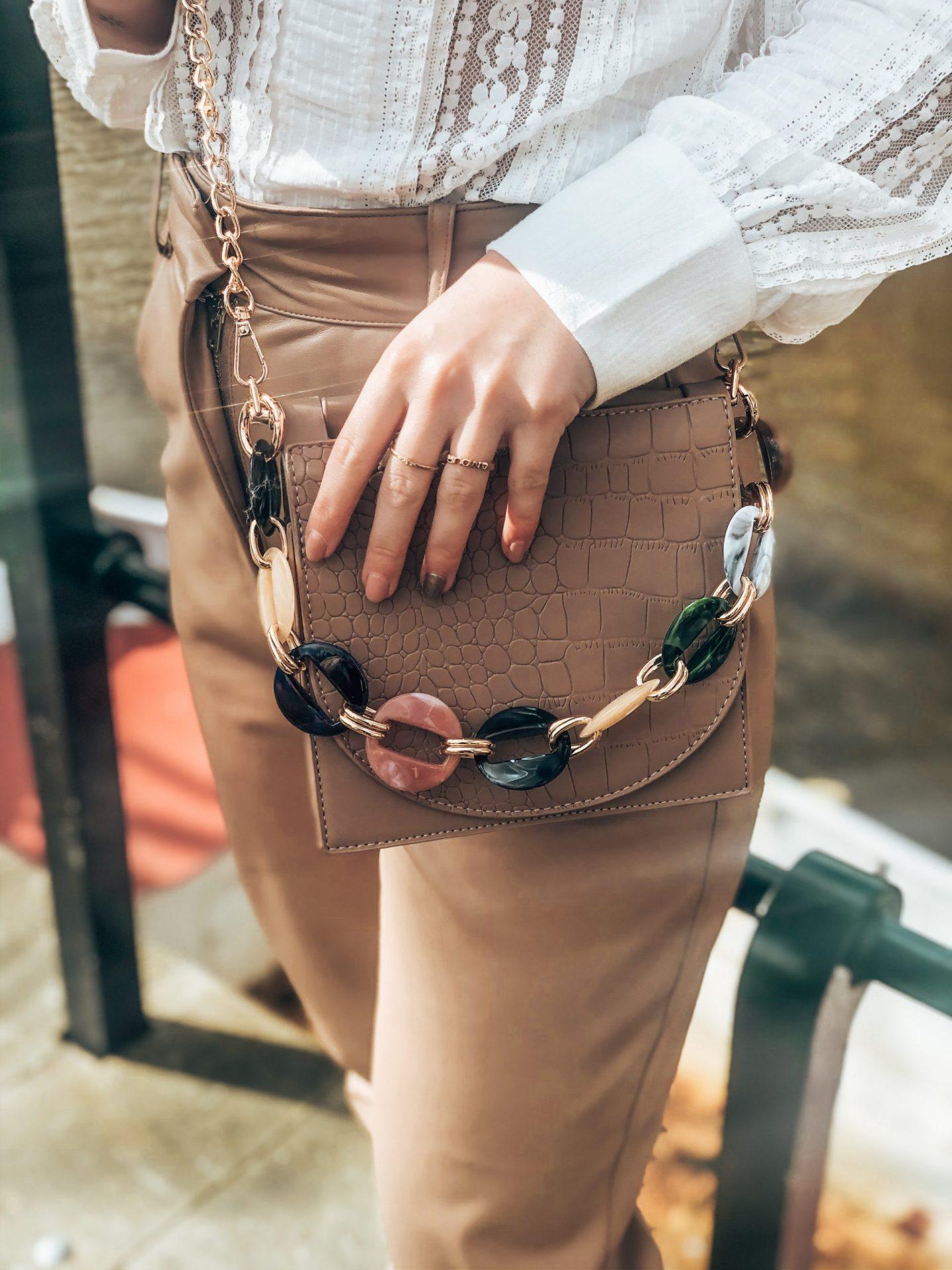 tas, tasje, Jewels & Couture, online shoppen, ootd, outfit, schoudertas, handtas, xmariekie, blogger, rotterdam, schiedam, weekendje weg