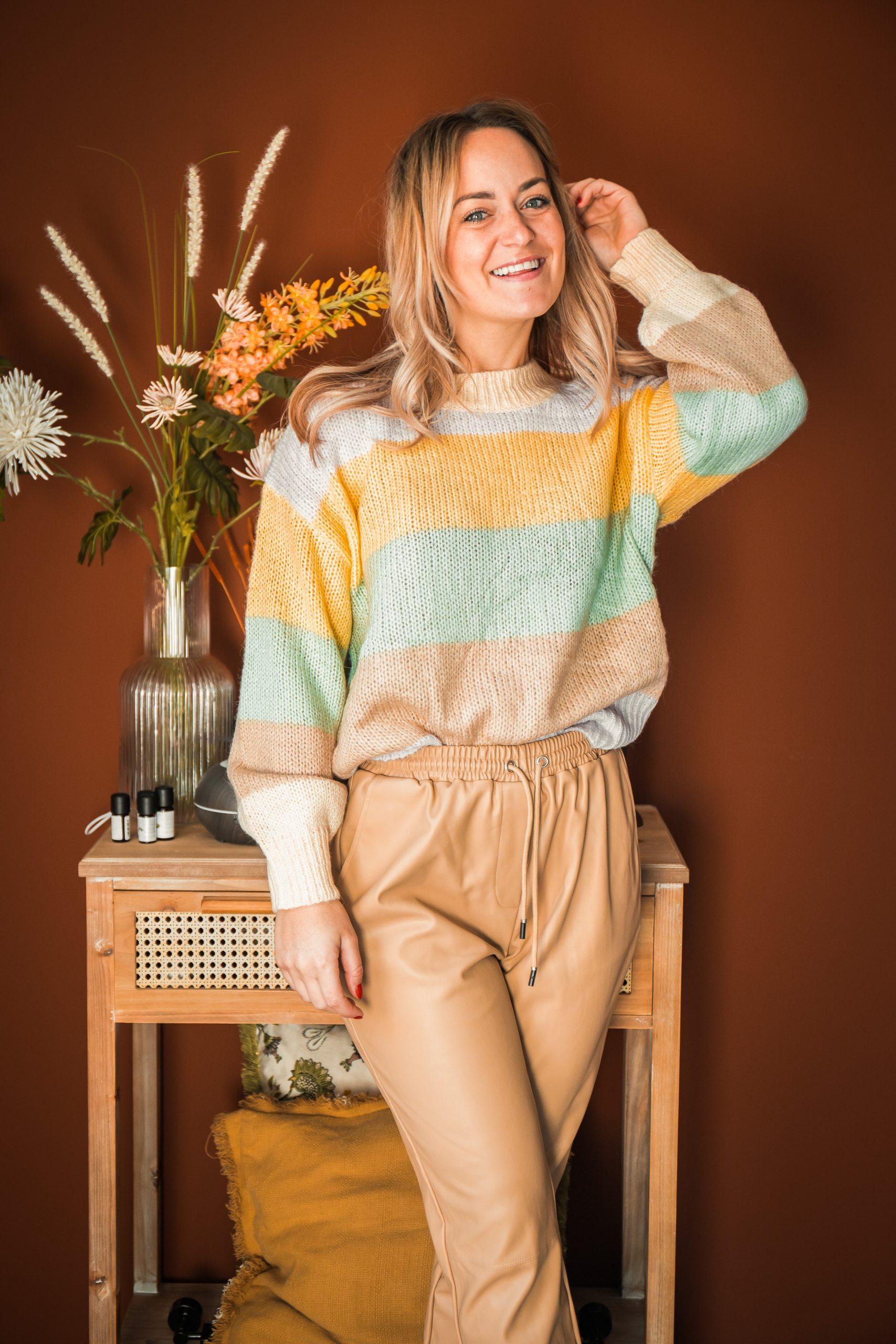 guts & gusto, pastel, beige, najaar, herfst, outfit, gutsgusto, leatherlook, leer, interieur, thuis